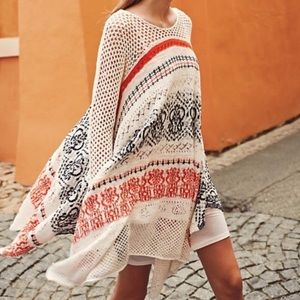 anthro Risen Sun sweater dress